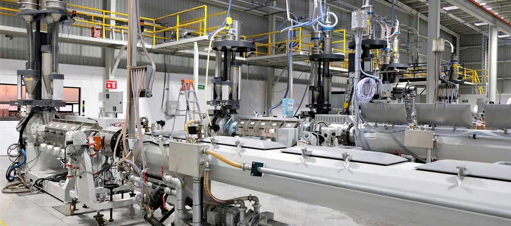 Pipe Extrusion Lines, Tecnomatic