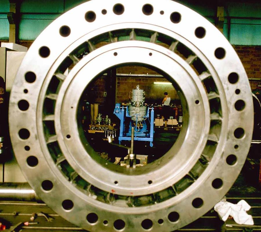 Производство экструдеров | Tecnomatic