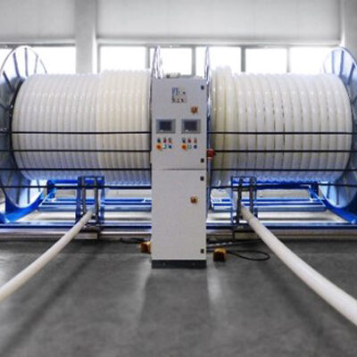 PEX PE-RT PB PA ABS Extrusion Line Tecnomatic