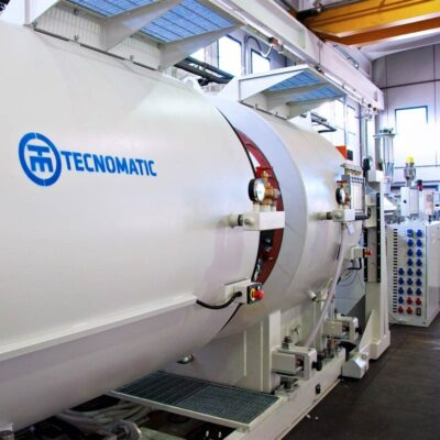 PE Monolayer Extrusion Line Tecnomatic